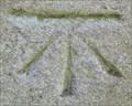 Image for Cut Bench Mark - St Mary's Church, Harrow-on-the-Hill, London, UK