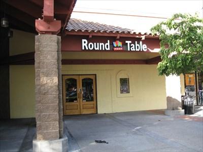 Round Table Pizza Washington San Leandro Ca Pizza Shops Regional Chains On Waymarking Com