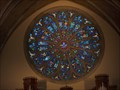 Image for The Rose Window - All Saints, Sewanee, TN - USA