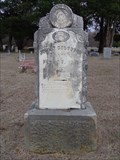 Image for John F. Goldston - Dixie Cemetery - Dixie, TX