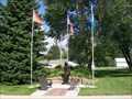 Image for Firefighters Memorial, Elkton, South Dakota