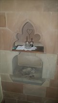 Image for Piscina - St Nicholas - South Kilworth, Leicestershire