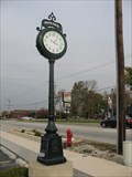 Image for Beecher, Illinois Town Clock
