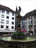 Image for Landsknechtbrunnen - Schaffhausen, Switzerland