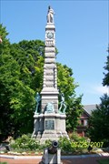 Image for Soldiers and Sailors Monument, Nashua, NH