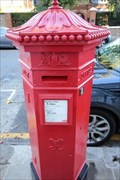 Image for Victorian Post Box - Pembroke Gardens, London, UK