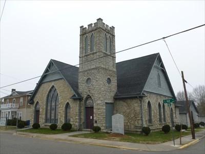 Mt Airy Friends Church Mt Airy Nc Quaker Meeting