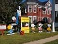 Image for Peanuts caracters - Truro, Nova Scotia