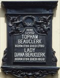 Image for Topham & Lady Diana Beauclerk - Great Russell Street, London, UK