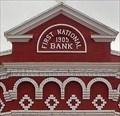 Image for First National Bank - Sayre, Oklahoma, USA.