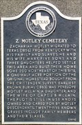Image for Z. Motley Cemetery