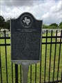 Image for Zion Lutheran Church and Cemetery -- Helotes TX