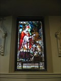 Image for Stained Glass Windows - Old Saint Mary's Cathedral - San Francisco, CA - USA