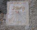 Image for Sundial near St Julien de Beauchere, France