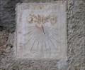 Image for Sundial near St Julien de Beauchere, France