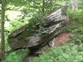 Image for Balsam Lake balanced rock