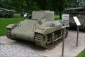 Image for USA T9E1 Locust Tank - Memorial Park Rock Island Arsenal