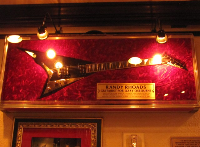 Hard Rock Cafe Philadelphia Shop