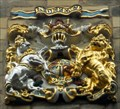 Image for William III of England's Coat of Arms - Edinburgh, Scotland