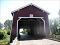 Image for Shimanek (Thomas Creek) Covered Bridge, Scio, Oregon