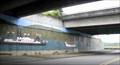 Image for Water Transportation Mural, Eagle Scout Graff, Kalama, WA