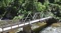 Image for Tongue Canyon Trail CCC Truss Pedestrian Bridge