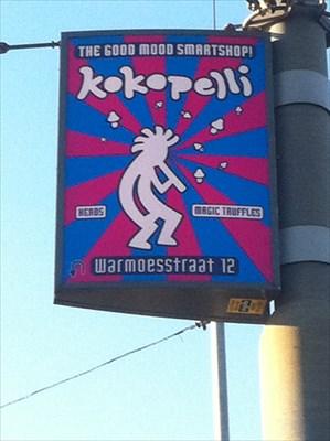 Kokopelli smartshop - Amsterdam - Netherlands - Kokopelli