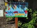 Image for The Alphabet Garden, Chapman School, Portland, OR