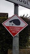 Image for Hedgehog Crossing - Manor Drive - Harlaxton, Lincolnshire