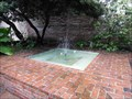 Image for Jean Lafitte National Historic Park Vistor Center Fountain  - New Orleans, LA