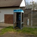 Image for Payphone / Telefonni automat - Hostín u Vojkovic, Czechia
