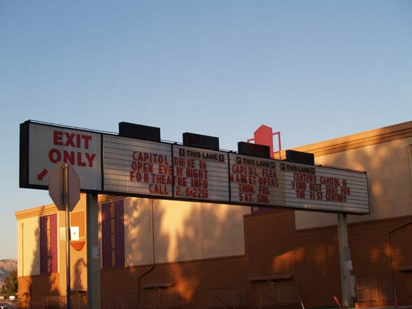 Capitol Drive Ins In San Jose Showtimes