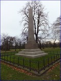 Image for Speke's Monument - Kensington Gardens, London, UK