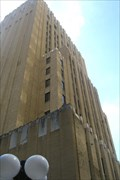 Image for Dallas Power & Light, Art Deco Style Building -- Dallas, Texas  USA