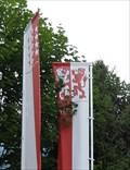 Image for Municipal Flag - Visp, VS, Switzerland