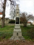 Image for World War Memorial - Chanovice, Czech Republic