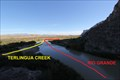 Image for DESTINATION -- of Terlingua Creek and CONFLUENCE with the Rio Grande River, Santa Elena Canyon, Big Bend NP TX