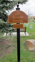 Image for Field of Honour - Okotoks Town Cemetery - Okotoks, Alberta