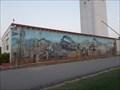 Image for Land Run Farmers Co-op Mural - Waukomis, OK