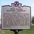 Image for New Salem Baptist Church - 1C83 - Sevierville, TN