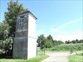 Image for Trafotower near the country road, Euskirchen - NRW / Germany