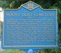 Image for Mount Olive Cemetery (NC-87) - Wilmington, DE