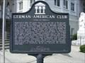 Image for GERMAN ~ AMERICAN CLUB