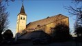 Image for Bell tower St. Martin Kirche Ochtendung, Rhinel.-Palatinate, Germany