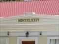 Image for 1874 (MDCCCLXXIV) - US Virgin Islands Legislature Building - Charlotte Amalie, St. Thomas