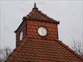 Image for Market square clock - Ihringshausen, Germany