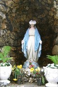 Image for The Immaculate Conception of the Virgin Mary - Hermann, MO