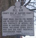 Image for Bel Air - County Seat of Harford County