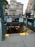 Image for Borough Hall Subway Station (IRT) - Brooklyn, NY