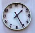 Image for Clock at Vorstadt 34, Oberursel - Hessen / Germany